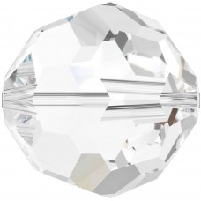 1 Swarovski Crystal 14mm Crystal Round Bead Article 5000