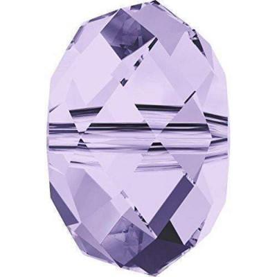 20 Swarovski Crystal Violet 6mm Rondelle Beads Article 5040