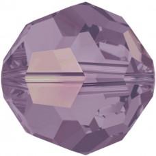 20 Swarovski Crystal Cyclamen Opal 6mm Round Beads Article 5000