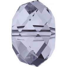 20 Swarovski Crystal Provence Lavender 6mm Rondelle Beads Article 5040
