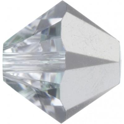 50 Swarovski Crystal 4mm Crystal CAL Bicone Beads Article 5301/ 5328