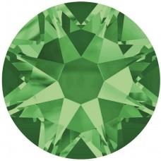 100 Swarovski Crystal Hotfix Crystal Peridot SS10