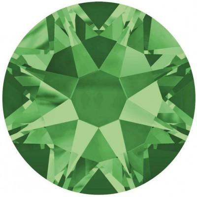100 Swarovski Crystal Hotfix Crystal Peridot SS16
