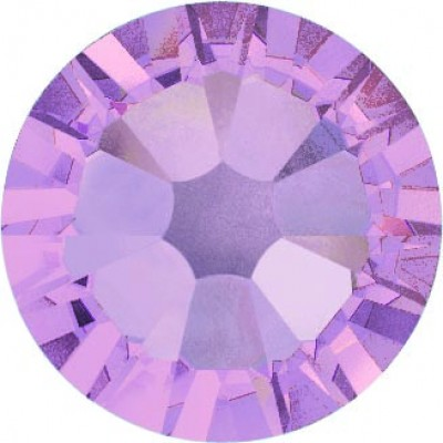 100 Swarovski Crystal Hotfix Crystal Light Amethyst SS10