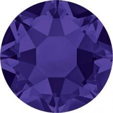 100 Swarovski Crystal Hotfix Crystal Purple Velvet SS10