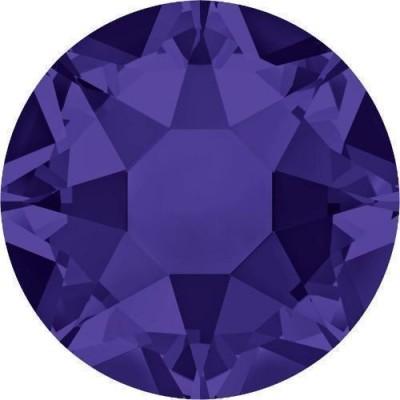 100 Swarovski Crystal Hotfix Crystal Purple Velvet SS16