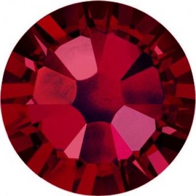 100 Swarovski Crystal Hotfix Crystal Siam SS10