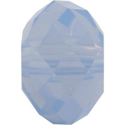 20 Swarovski Crystal Air Blue Opal 6mm Rondelle Beads Article 5040