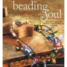 Beading for the Soul Softback Book by Deborah Cannarella