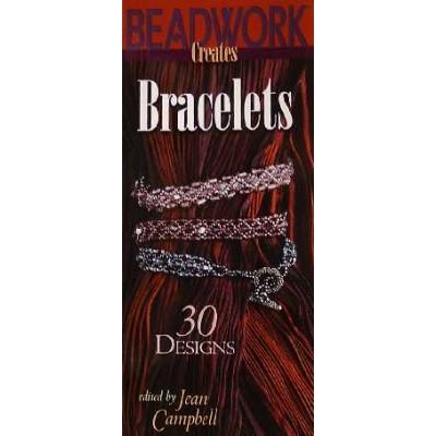Beadwork Creates Bracelets Book edited by Jean Campbell