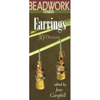 Beadwork Creates Earrings Book edited by Jean Campbell.