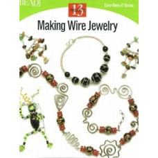 Making Wire Jewelry (Easy Does It) Softback Book by Bead and Button Projects