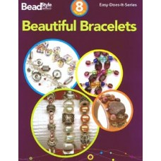 Beautiful Bracelets  Book from BeadStyle Easy Does It Series