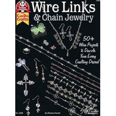 Wire Links and Chain Jewelry Book by Design Originals CanDo Crafts