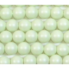 1 strand Swarovski 4mm Crystal Pastel Green Pearls