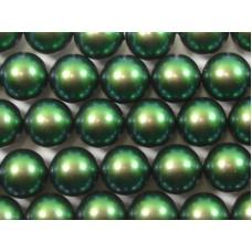 10 Swarovski Crystal Scarabaeus 12mm Pearls