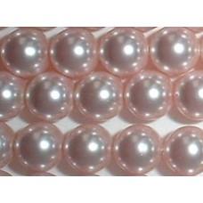 Strand 200 Swarovski Crystal Rosaline 3mm Pearls