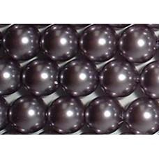 Strand 100 Swarovski Crystal Mauve 4mm Pearls