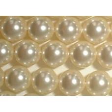 Strand 100 Swarovski Crystal Cream 4mm Pearls