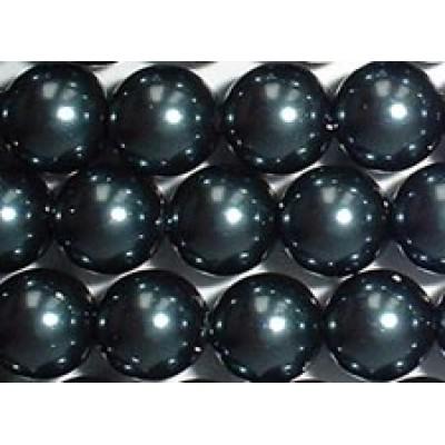 Strand 100 Swarovski Crystal TahitianLook 4mm Pearls