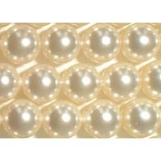 Strand 100 Swarovski Crystal Creamrose Light 4mm Pearls