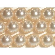 Strand 100 Swarovski Crystal Creamrose 4mm Pearls