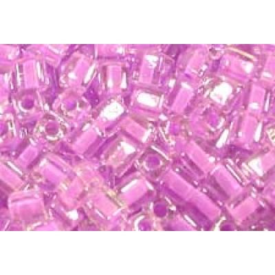 25gr Miyuki Cube Beads Tranquil Lilac