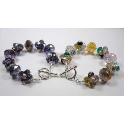 Beadazzled Crystal Bracelet Kit