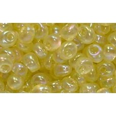 25gr Lemon AB Magatama Beads