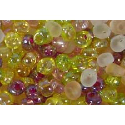 25gr Tango Mixture Magatama Beads
