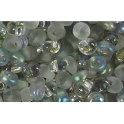 25gr Smoke Mixture Magatama Beads