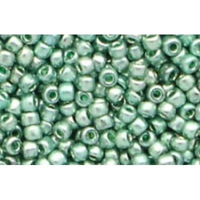 25gr Matsuno 11/0 Mint Metallic Rocailles