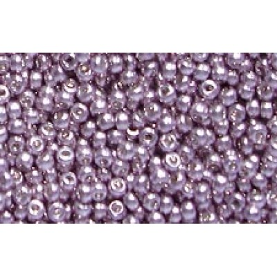 25gr Matsuno 11/0 Rocailles - Galvanised Dusty Lilac