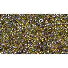 25gr Matsuno 11/0 Rocailles - Lemon Amethyst