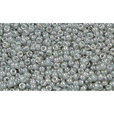 25gr Matsuno 11/0 Rocailles - Dove Grey Ceylon