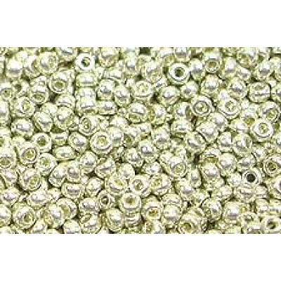 25gr Matsuno 11/0 Rocailles - Galvanized Silver