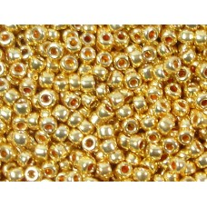25gr Matsuno 11/0 Rocailles - Metallic Gold
