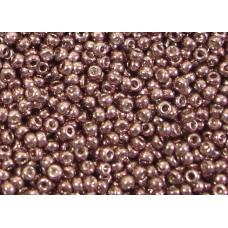 25gr Miyuki 11/0 Rocailles - Galvanised Bronze Rose