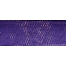 1m 9mm Intense Lavender Organza Ribbon