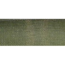 1m 9mm Sage Green Organza Ribbon