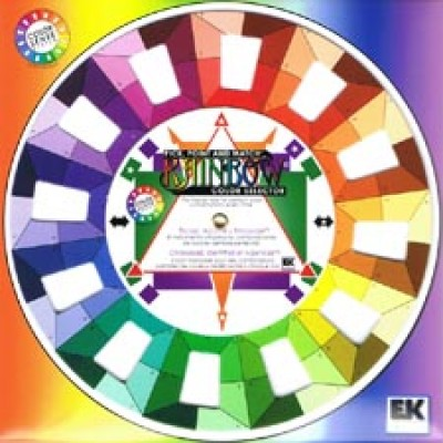 1 Colour Wheel