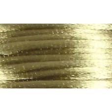 5 metres Bronze Satin Rattail