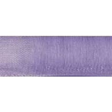 1m 9mm Violet Organza Ribbon