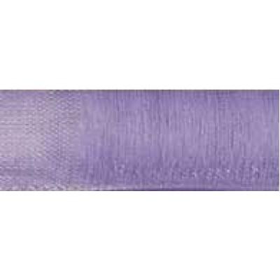 1m 9mm Violet Organza Ribbon