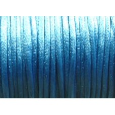 5 Metres Teal Blue Rattail