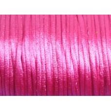5 Metres Hot Pink Rattail