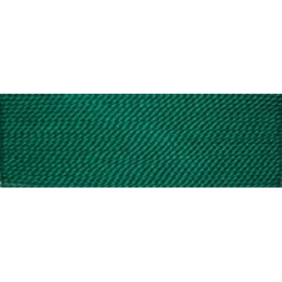 Silk Thread with needle Emerald - Thin